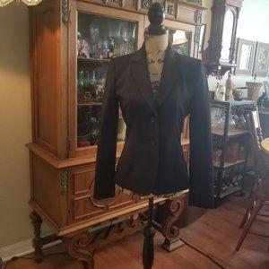 Antonio Melani black suit blazer
